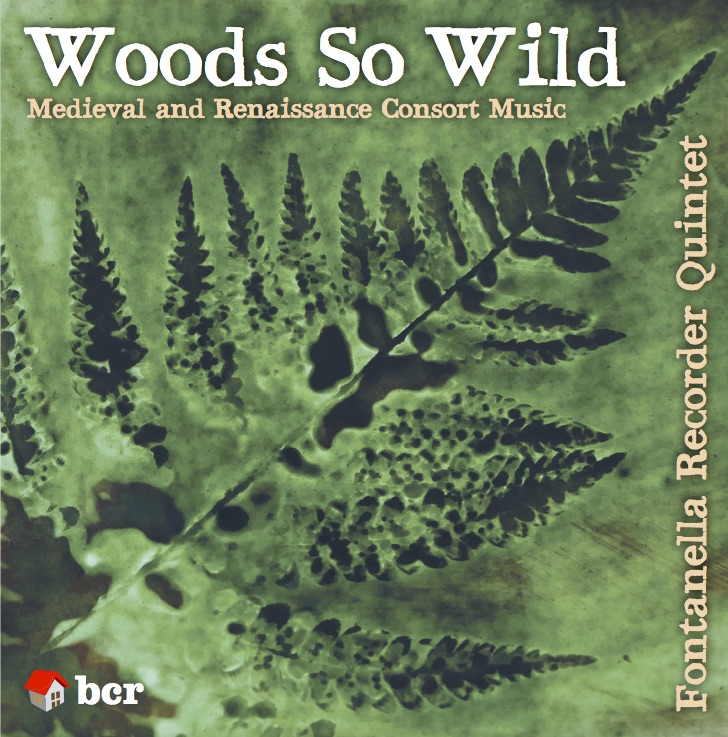 BCR014 Fontanella woods so wild cover image